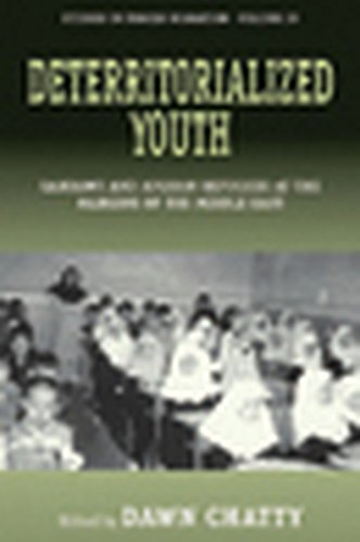 9781845456535: Deterritorialized Youth: Sahrawi and Afghan Refugees at the Margins of the Middle East (Forced Migration)