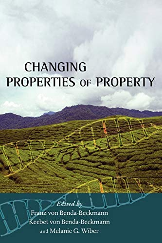 9781845457273: Changing Properties of Property