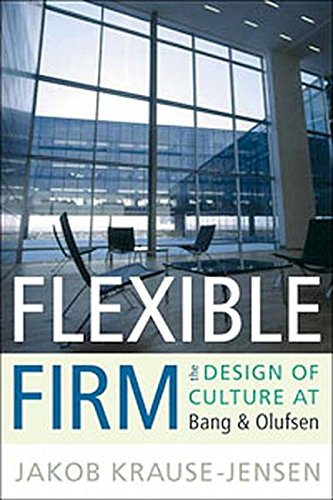 9781845458249: Flexible Firm: The Design of Culture at Bang & Olufsen: The Design of Culture at Bang & Olufsen