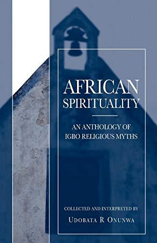 9781845490577: African Spirituality