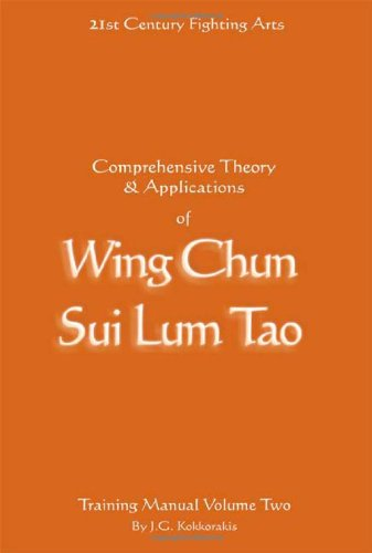 9781845491260: Comprehensive Theory and Applications of Wing Chun Sui Lum Tao - Training Manual Volume 2