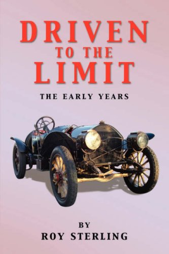 9781845491895: Driven to the Limit - The Early Years