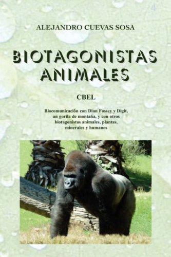 9781845492335: Biotagonistas Animales (Spanish Edition)