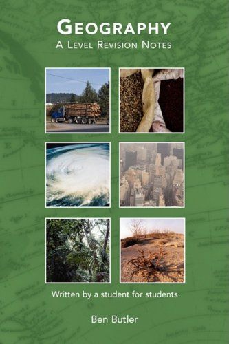 9781845492823: Geography A Level Revision Notes