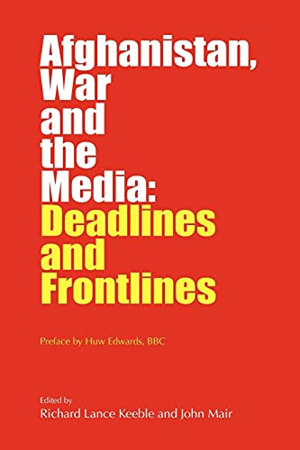 9781845494445: Afghanistan, War and the Media