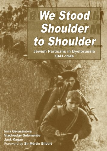 9781845494612: We Stood Shoulder to Shoulder