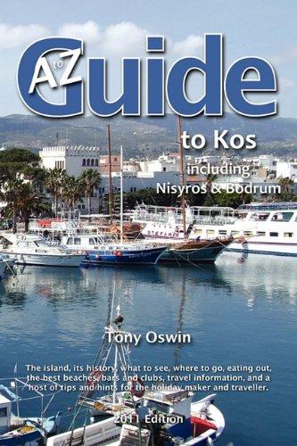 A to Z Guide to Kos 2011,: Oswin, Tony