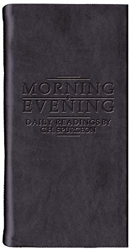 9781845500139: Morning And Evening (Daily Readings)