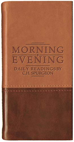 9781845500153: Morning And Evening - Matt Tan/Burgundy (Daily Readings)