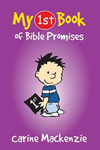 My First Book of Bible Promises: Carine Mackenzie