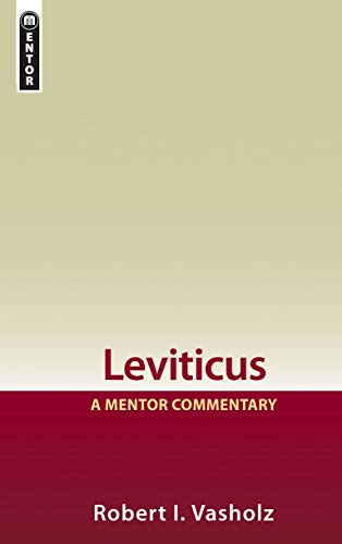 9781845500443: Leviticus: A Mentor Commentary