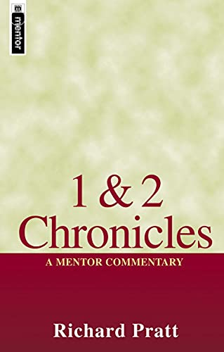 9781845501440: 1 & 2 Chronicles: A Mentor Commentary