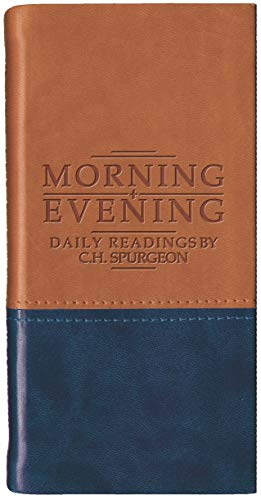 9781845501839: Morning and Evening - Matt Tan/Blue (Daily Readings)