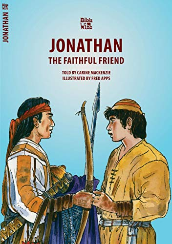 Jonathan (Paperback): Carine Mackenzie