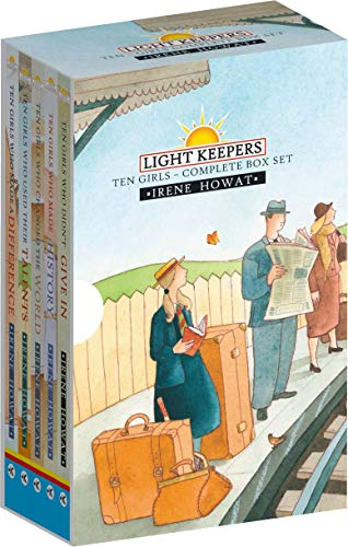 9781845503192: Lightkeepers Girls Box Set: Ten Girls