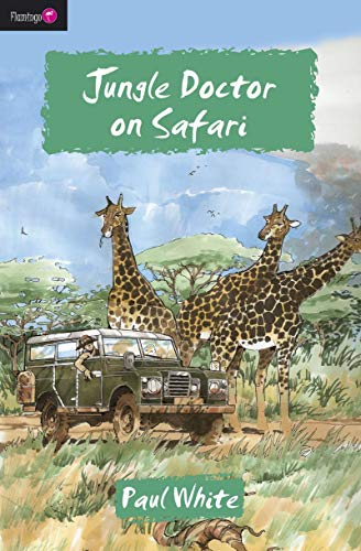 9781845503918: Jungle Doctor on Safari (Flamingo Fiction 9-13s)