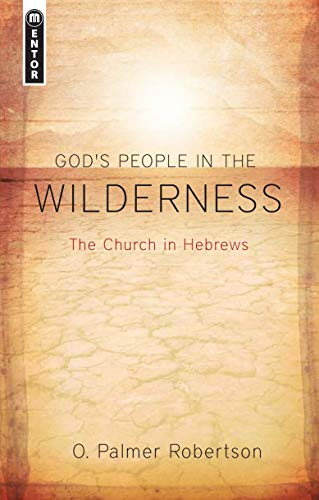 9781845504779: God's People in the Wilderness: The Church in Hebrews