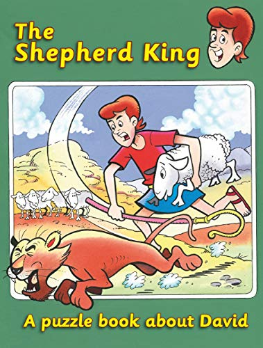 9781845504984: Shepherd King: A puzzle book about David