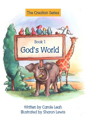 9781845505295: God's World: Book 1: A Bible-based Reading Project
