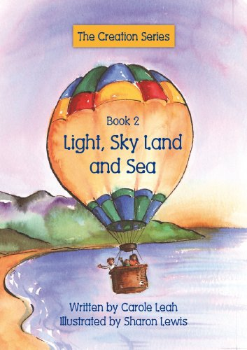 9781845505301: Light, Sky, Land and Sea (Bible Based Reading Project)