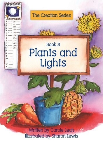 9781845505318: Plants and Lights: Book 3: A Bible-based Reading Project