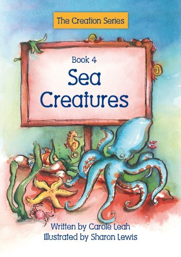 9781845505325: Sea Creatures: Book 4: A Bible-based Reading Project