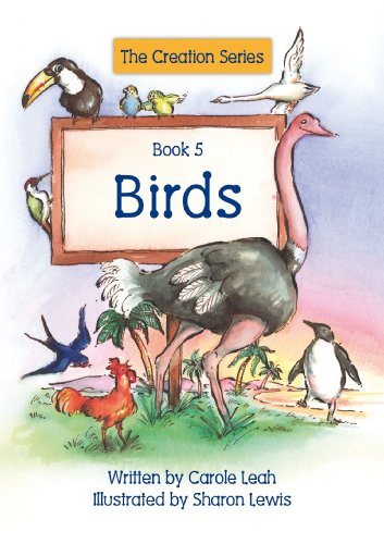 9781845505332: Birds: Book 5: A Bible-based Reading Project (Bible Based Readng Project)