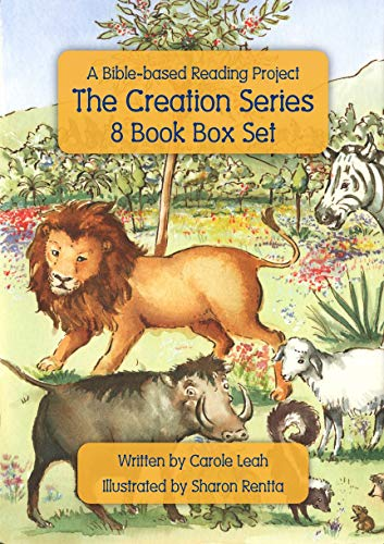 9781845505547: Creation Series: The Creation Series 8 Book box set (Bible Based Reading Project)