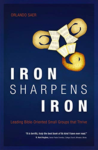 9781845505752: Iron Sharpens Iron: Leading Bible-Oriented Small Groups that Thrive
