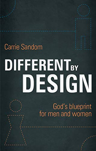 9781845507824: Different By Design: God's blueprint for men and women