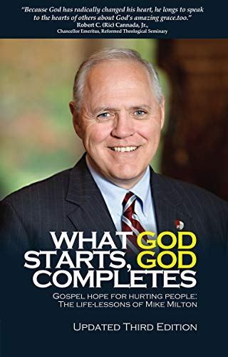 9781845508234: What God Starts God Completes (Biography)