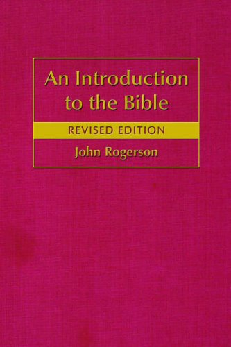 9781845530396: An Introduction to the Bible (BibleWorld)