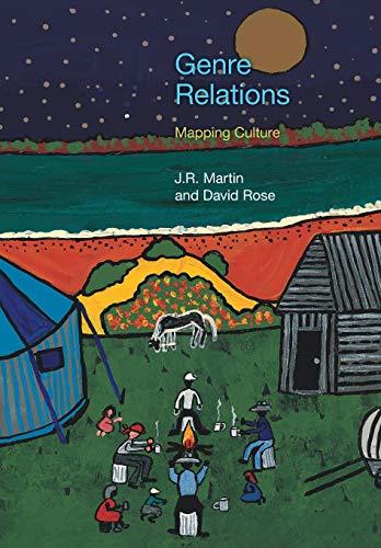 9781845530488: Genre Relations: Mapping Culture (Equinox Textbooks & Surveys in Linguistics)