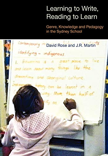 9781845531447: Learning to Write, Reading to Learn: Genre, Knowledge and Pedagogy in the Sydney School (Equinox Textbooks & Surveys in Linguistics)