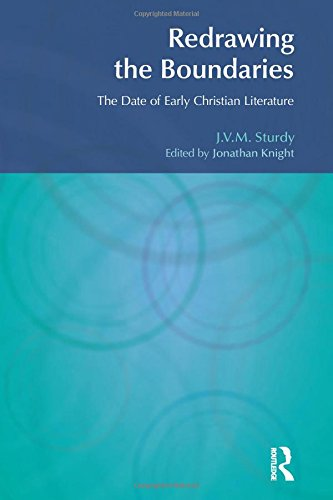 9781845533014: Redrawing the Boundaries: The Date of Early Christian Literature (BibleWorld)