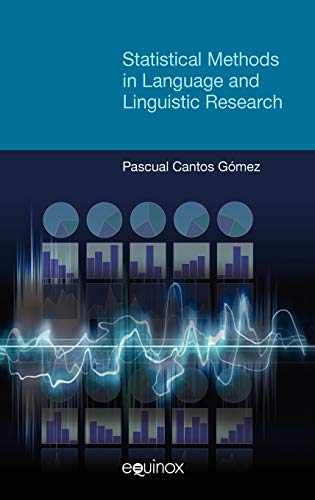9781845534318: Statistical Methods in Language and Linguistic Research