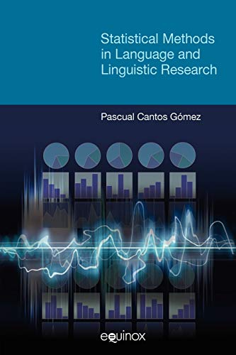 9781845534325: Statistical Methods in Language and Linguistic Research