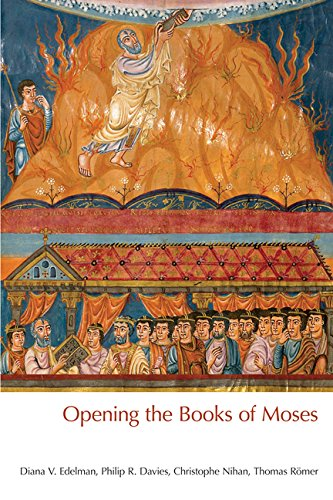 Opening the Books of Moses (BibleWorld) (1845536843) by Diana V. Edelman; Philip R. Davies; Christophe Nihan; Thomas Römer