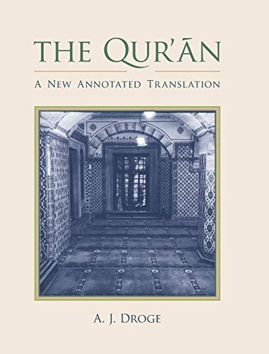 9781845539443: The Qur'an: A New Annotated Translation (Comparative Islamic Studies)