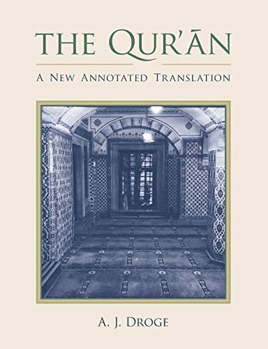9781845539450: The Qur'an: A New Annotated Translation (Comparative Islamic Studies)