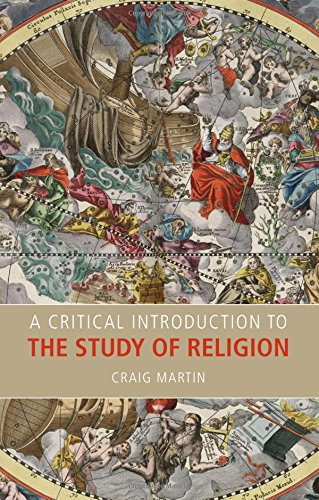 9781845539917: A Critical Introduction to the Study of Religion