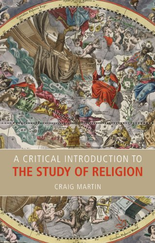 9781845539924: A Critical Introduction to the Study of Religion