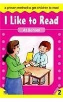 9781845571030: At School (I Like to Read Level 4)