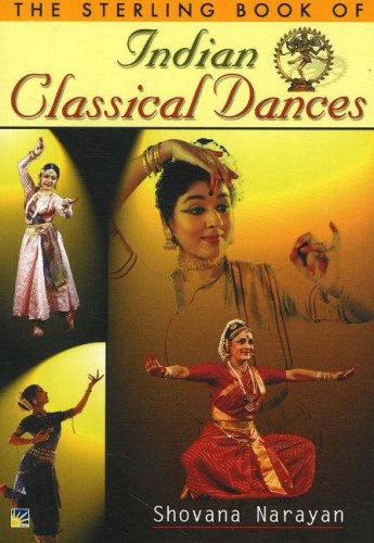 9781845571696: The Sterling Book of Indian Classical Dances