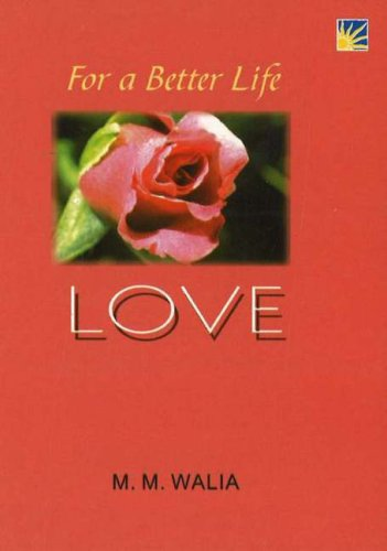 For A Better Life -- Love