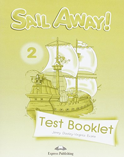 9781845580827: Sail Away! 2 Test Booklet