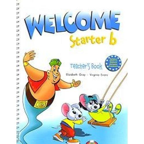9781845580834: Welcome Starter B Teacher's Book