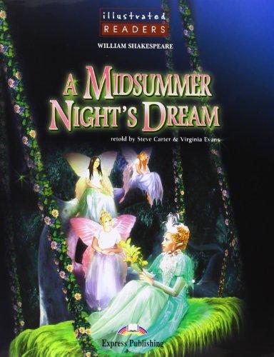 A Midsummer Night's Dream Illustr. with CD (1845581210) by Evans, Virginia; Dooley, Jenny