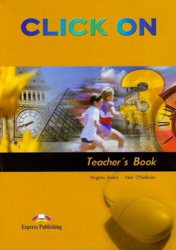 Click on 3 Teacher's Book: Evans, Virginia, Dooley,