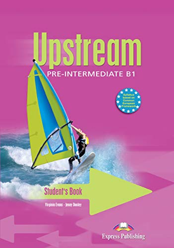 9781845581688: Upstream Pre-intermediate B1 Student's Book with CD